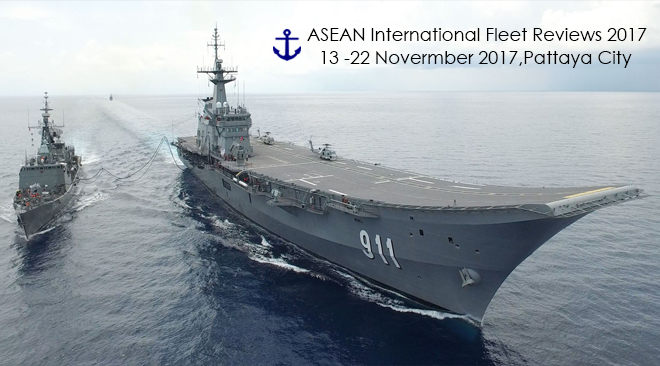 ASEAN International Fleet Review 2017